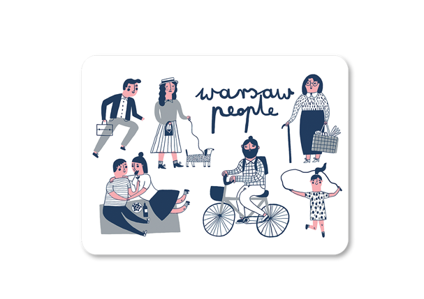MAGNES WARSAW PEOPLE